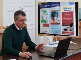 Bun venit pe internet! Primăria Oradea şi-a făcut ghişeu online, unde poţi înregistra declaraţii, să faci plăţi, dar şi să-ţi scoţi certificat fiscal