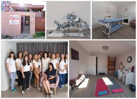 Clinicile de recuperare medicală şi fizioterapie Iasmed: Cel de-al şaselea cabinet din Bihor a fost deschis pe strada Fluieraşului din Oradea, în cartierul Prima Ioşia (FOTO)
