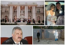 Se-ngroaşă gluma: Percheziţii la vila fostului adjunct al Poliţiei Bihor, la cuscri, la proaspeţii însurăţei, dar și la sala Opera (VIDEO)