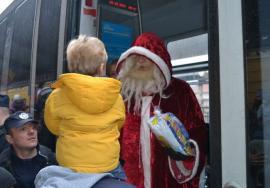 Bihorel: Moș Crăciun și Primăria