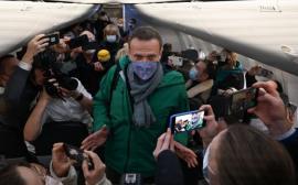 Alexei Navalnîi a ales să se întoarcă în Rusia. A fost arestat cum a aterizat la Moscova (VIDEO)