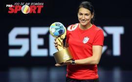 Cristina Neagu, cea mai bună jucătoare a anului 2018 în Europa