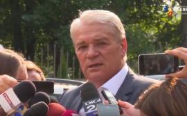 Bir cu fugiţii: Ministrul de Interne Nicolae Moga şi-a anunţat demisia după 6 zile! Noul ministru - Mihai Fifor
