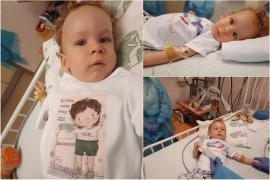 Au reușit: Noel a primit tratamentul Zolgensma. A costat peste 2 milioane de dolari (VIDEO)