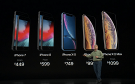 Bucurie pentru fanii Apple: A fost lansată gama iPhone 2018. Vezi cum arată! (VIDEO)