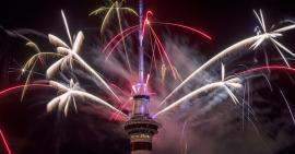 Revelionul e aici! Noua Zeelandă și Australia au trecut în 2019 cu spectaculoase focuri de artificii (VIDEO)