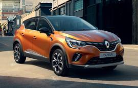 Noul Renault Captur poate fi comandat la agentul Renault Auto Bara din Șoseaua Borșului