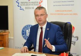 Rotiri de cadre: Inspectoratul Școlar Bihor va avea șef nou. Vezi cine e în cărți!