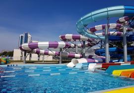 Aquapark-ul Nymphaea din Oradea, tot mai căutat: Încasări de 1 milion de euro în luna august a acestui an! (VIDEO)
