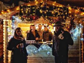 Orădenii, aşteptaţi la 'O cană de fericire' la Târgul de Crăciun. Se strâng fonduri pentru secţia de Oncologie pediatrică de la Spitalul Municipal