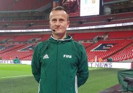 Octavian Şovre va arbitra la meciul de Liga Campionilor dintre NK Maribor şi FC Sevilla
