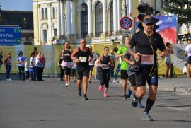 Circulaţie restricţionată, duminică, pe câteva artere din centrul oraşului, pentru desfăşurarea Oradea City Running Day