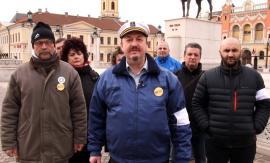 'Blocăm România!' Oradea Civică îndeamnă la grevă generală pe 15 martie, timp de o zi (VIDEO)