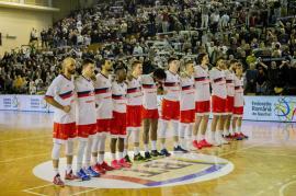 Baschetbaliştii de la CSM CSU Oradea joacă la Cluj cu U BT
