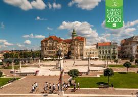 Oradea a ajuns în topul celor mai sigure destinaţii din Europa, în contextul crizei de coronavirus. Află de ce!