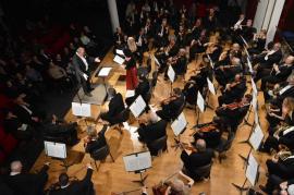 Concert simfonic cu chitară la Filarmonică
