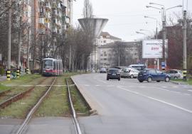 Staţionări tramvaie în 26 octombrie 2020