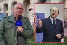 Tehnica pumnului în gură! În premieră, ministrul Justiţiei a refuzat acreditarea a doi jurnalişti pentru că... i-au pus întrebări deranjante
