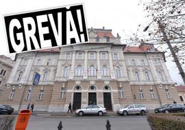 Tribunalul Bihor îşi suspendă activitatea: procesele se amână, registratura şi arhiva vor fi închise, se vor asigura doar urgențele!