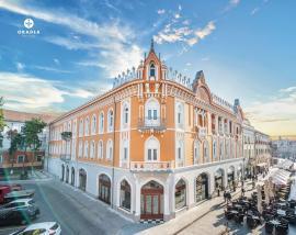 Casa Veneţiană din centrul Oradiei va fi iluminată arhitectural