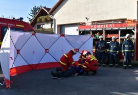 Premieră naţională: În Bihor, intervențiile la accidentele de pe șosele vor fi făcute de SMURD după un paravan (FOTO / VIDEO)