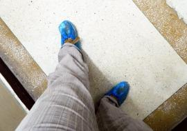 Jos pantalonii! Un bihorean s-a supărat pentru că medicii de la Spitalul Judeţean i-au cerut să se dezbrace