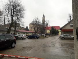 ADP Oradea: S-a semnat contractul, începe proiectarea parcării de pe strada Brașovului