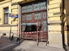 Parcarea din curtea Primăriei Oradea, închisă până pe 8 martie (FOTO)