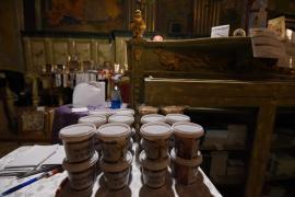 Inventarul ortodocşilor: Preoţii din Bihor şi-au ales voluntarii de Paşte pe repede înainte