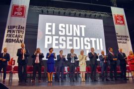 """De la Oradea, Viorica Dăncilă l-a chemat pe Iohannis la dezbatere: """"Dacă îi e frică, va trebui să poarte fustă, iar eu pantaloni"""" (FOTO)"""
