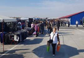 Se închide 'Ocska': ADP Oradea a anunţat că Piaţa 100îşi suspendă activitatea