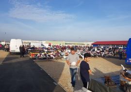 ADP Oradea scoate la licitaţie spaţii în noua Piaţă 100