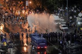 Teroare asupra României