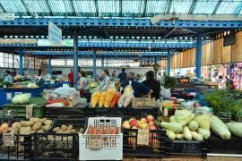 Piața Ioșia din Oradea își încetează activitatea începând de luni! (FOTO)