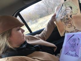Descoperire de 800.000 de euro: Un tablou furat, pictat de PICASSO, a fost găsit îngropat în Tulcea