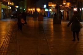 Corso în beznă: Corpurile de iluminat de pe strada Republicii au murit de tot