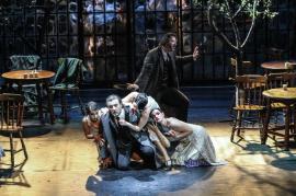 'Cafeneaua Pirandello', din nou pe scena Teatrului Regina Maria