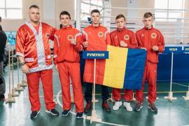 Patru medalii pentru pugiliştii de la Basti Box Salonta la Cupa 'Eduard şi Aleksandr Pogodin' din Ucraina