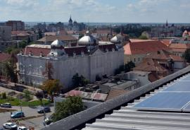 Banii pentru reabilitarea fostei Policlinici Mari din Oradea se lasă aşteptaţi. CJ Bihor licitează din fonduri proprii serviciile de proiectare