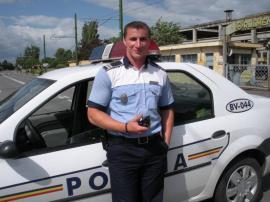 Marian Godină nu mai lucrează la Poliţia Rutieră. Celebrul poliţist s-a transferat la mascaţi!