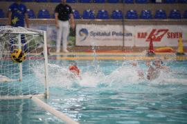 Poloiștii de la CSM Oradea și-au aflat adversarul din semifinalele LEN Euro Cup
