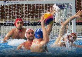 Trei victorii și un eșec pentru poloiștii de la CSM Digi Oradea, în meciurile de la București