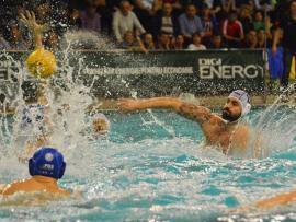 CSM Digi joacă, miercuri și joi, la București, în derby-ul Superligii Naționale de polo