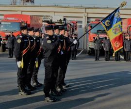 """Ziua dedicată pompierilor, sărbătorită cu """"porțile deschise"""""""