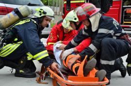 Pregătiri pentru autostradă: Pompierii vor înființa o nouă subunitate la Sântion