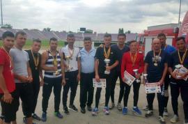 Pompierii bihoreni, vicecampioni naţionali ai concursurilor de profil