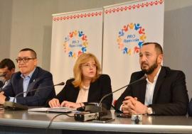După 17 ani în PSD, Claudiu Pop a trecut la Pro România, iar Ponta îl laudă. Ce motive a invocat fostul prefect