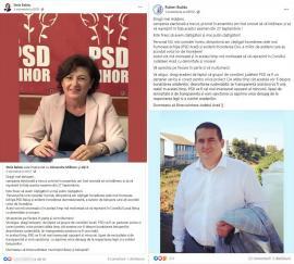 Şi-a furat tovarăşul: PSD-ista Stela Babău a plagiat mesajul de mulțumire al colegului de partid