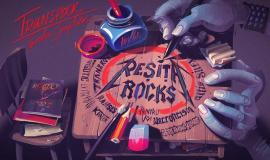 Povestea şoaptelor: O veche melodie a rockerului orădean Călin Pop, reinterpretată de Reşiţa Rocks alături de autor (VIDEO)
