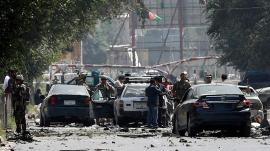 Încă o tragedie: Un militar român a murit, joi, în urma unui nou atac taliban în Kabul(VIDEO)